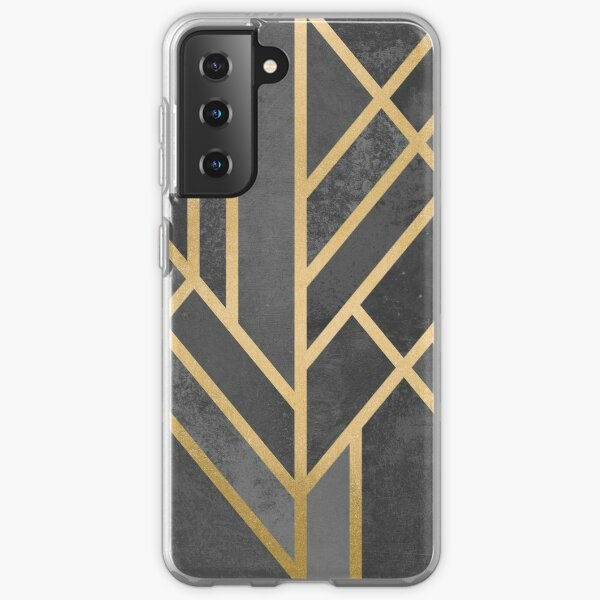 Art Deco Geometry 1 Samsung Galaxy Soft Case