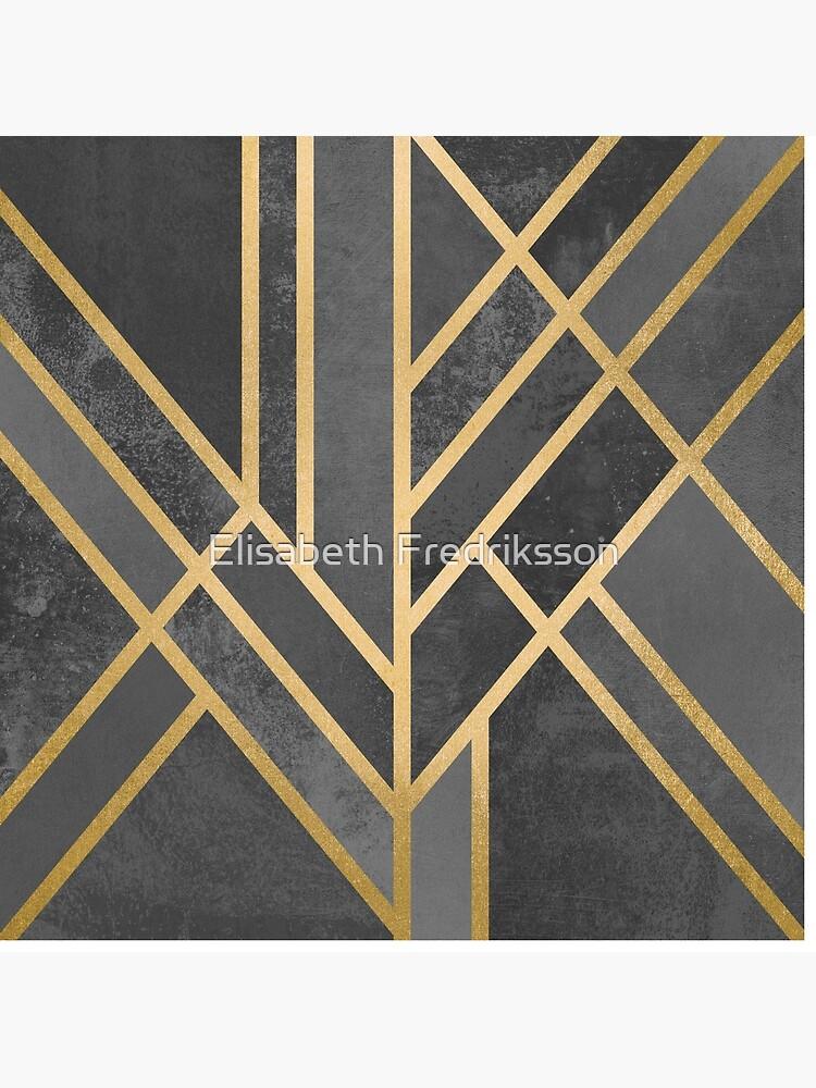 Art Deco Geometrie 1 von foto-ella