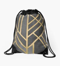Mochila saco Art Deco Geometry 1