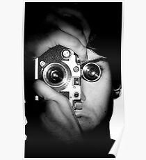Self-Portrait with a Leica  Poster