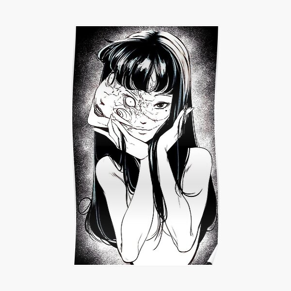 Tomie; Junji Ito Poster