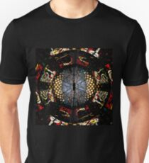 COVENTRY CATHEDRAL WINDOWS MONTAGE Unisex T-Shirt