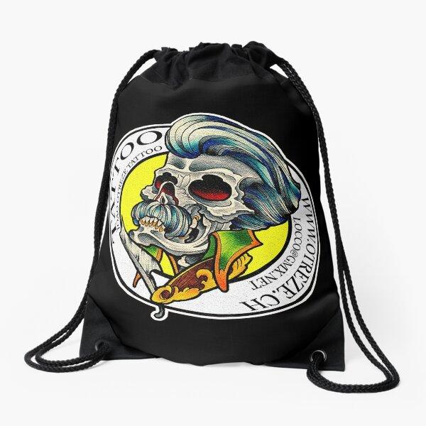 joao otreze tattoo Drawstring Bag