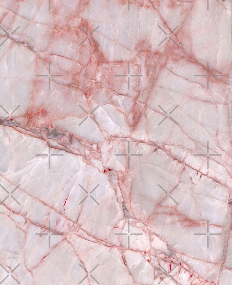 Pink And White Marble Texture Floor Background With Darker Pink