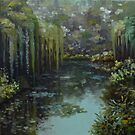 green pool by edisandu