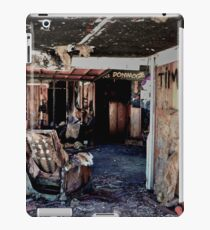 RECLINER iPad Case/Skin