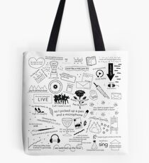 all i need is six <3 Tote Bag