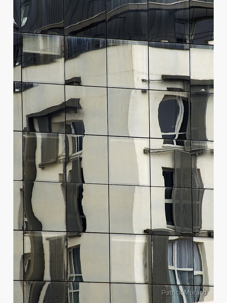 Building reflections in Annecy by patmo