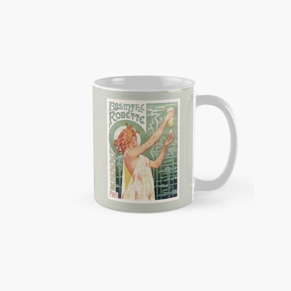 Absinthe Robette Privat-Livemont 1896 ART NOUVEAU french vintage ad HD HIGH QUALITY ONLINE STORE Classic Mug