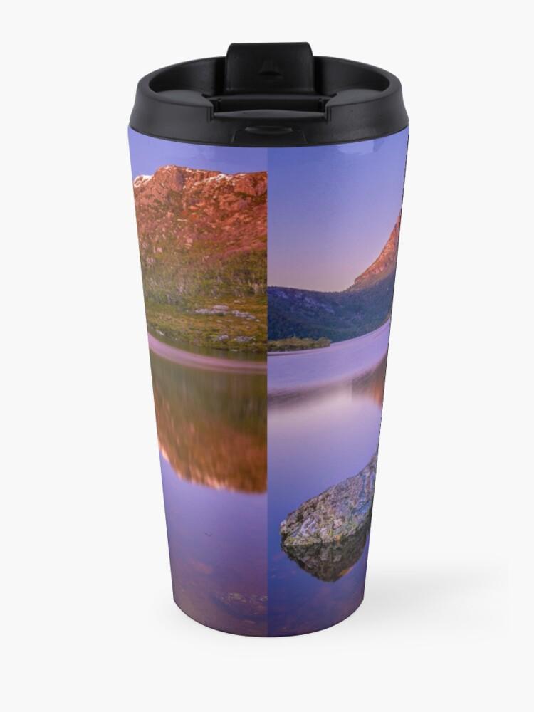 Alternate view of Cradle Mountain Sunrise Travel Mug