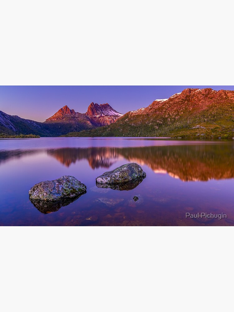 Cradle Mountain Sunrise by paulmp