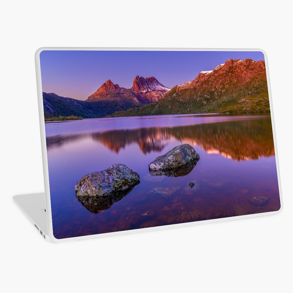 Cradle Mountain Sunrise Laptop Skin