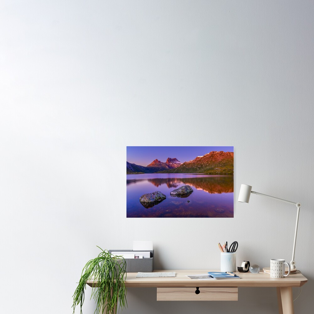 Cradle Mountain Sunrise Poster
