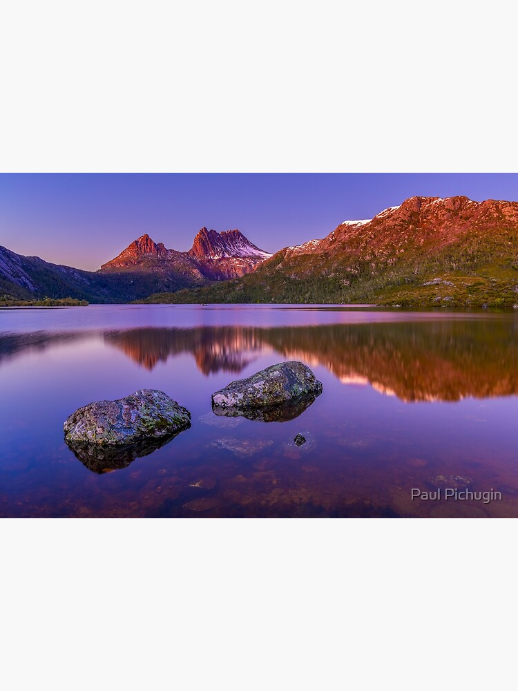 Cradle Mountain Sunrise by paulmp