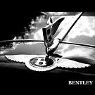Classic Bentley by David Chadderton