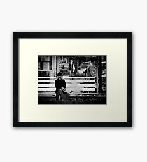 OnePhotoPerDay Series: 259 by L. Framed Print