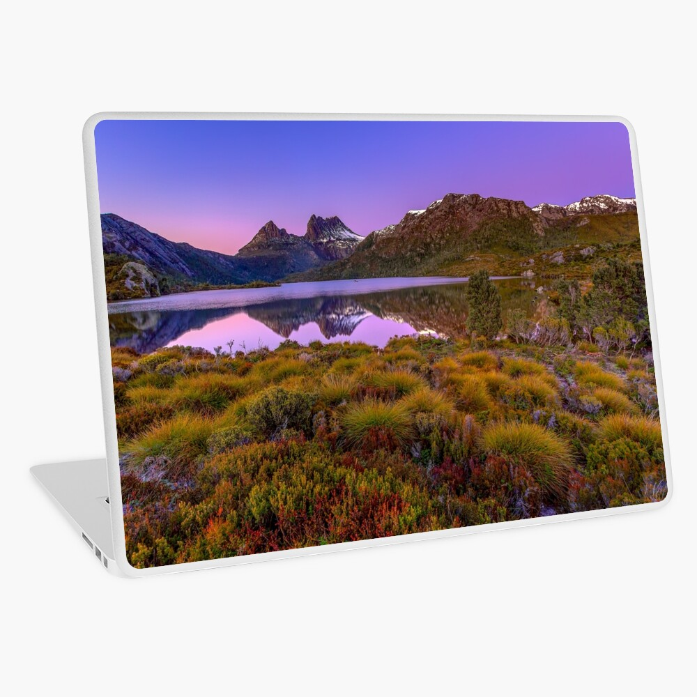 Dove Lake Reflections Laptop Skin