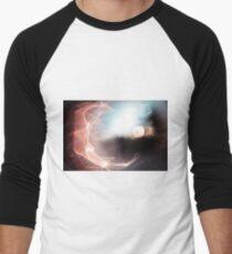 sun breathes fire Baseballshirt mit 3/4-Arm