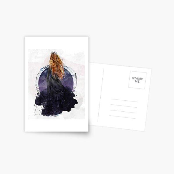 Feyre Archeron - High Lady of the Night Court Postcard