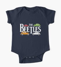 The Beetles One Piece - Short Sleeve