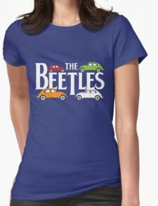 Classic Car: Top Selling Womens Fitted T-Shirts