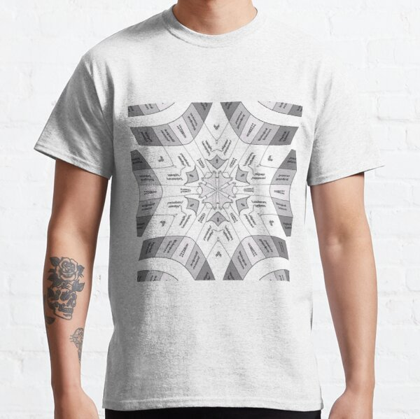 Flower of Knowledge Classic T-Shirt