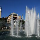 Aya Sofya,TURKEY by rasim1