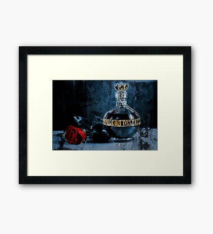 The Texture of Royale Delux Framed Print