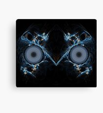 The Spirit of the Owl Canvas Print
