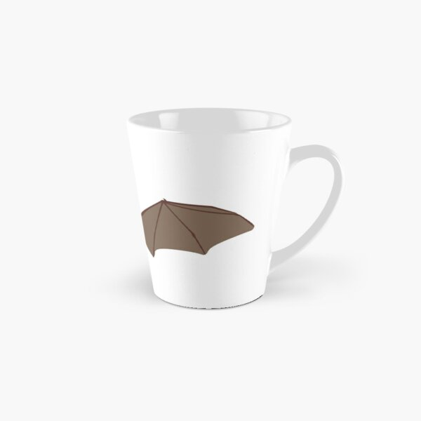 Flying Little Brown Bat Tall Mug