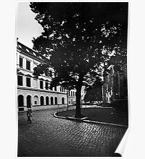 Nikolaikirchplatz Poster