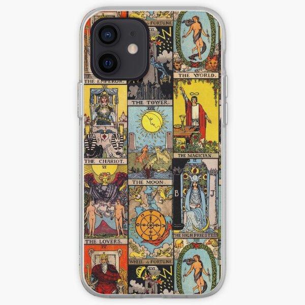 The Major Arcana of Tarot iPhone Soft Case