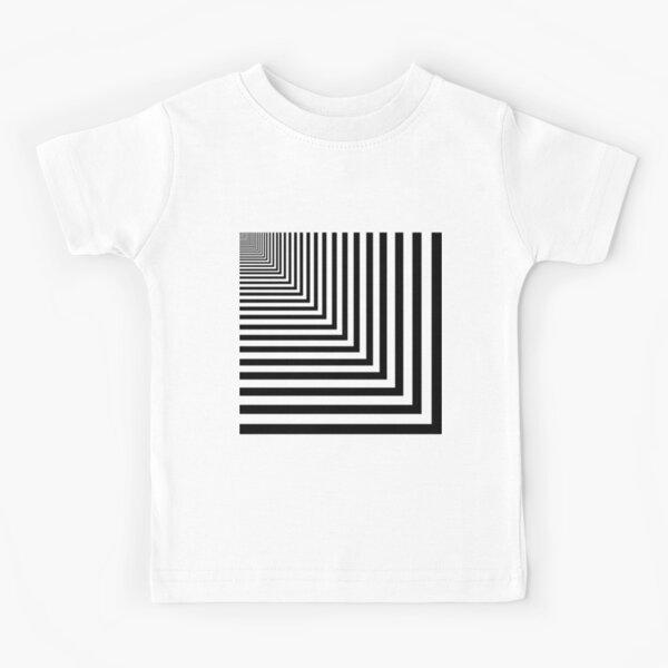#Abstract, #proportion, #art, #flower, pattern, bright, decoration, kaleidoscope, ornate, creativity Kids T-Shirt