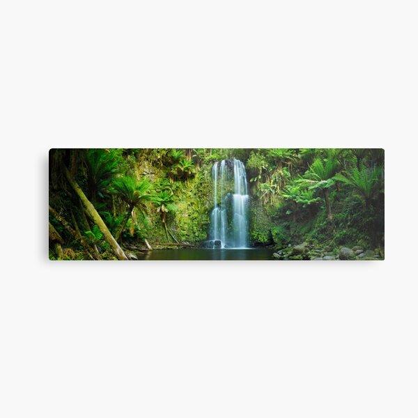 Beachamp Falls, Otways, Great Ocean Road, Victoria, Australia Metal Print