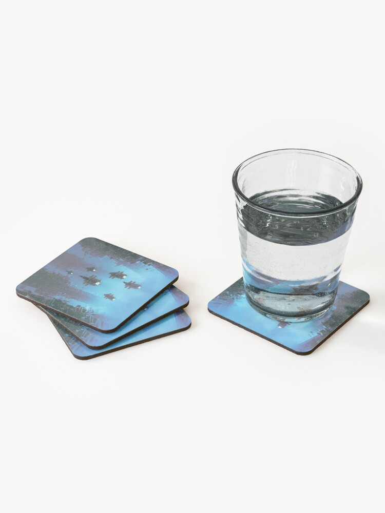 Alternate view of The Voyage Home Coasters (Set of 4)