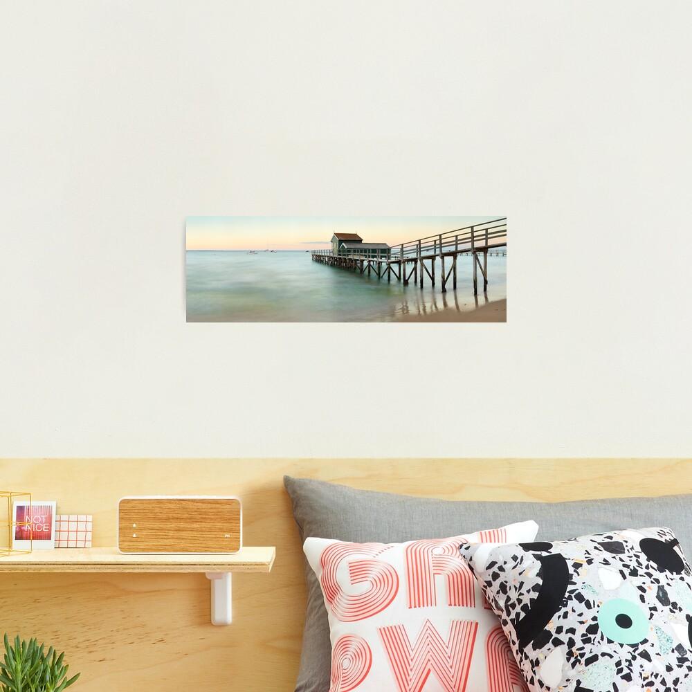 Portsea Pier, Mornington Peninsula, Victoria, Australia Photographic Print