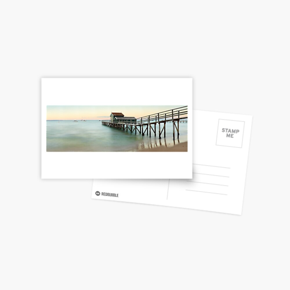 Portsea Pier, Mornington Peninsula, Victoria, Australia Postcard