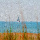 Sailing Away by Pat Moore