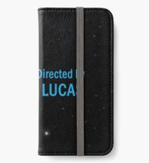 Written and Directed by George Lucas iPhone Wallet/Case/Skin