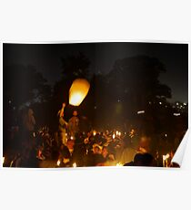 Lanterns from the Stone Circle Poster