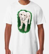 Labrador Retriever  Long T-Shirt