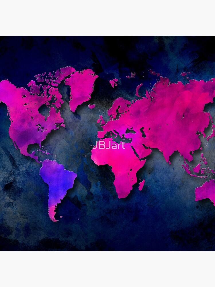 World map special 7 by JBJart