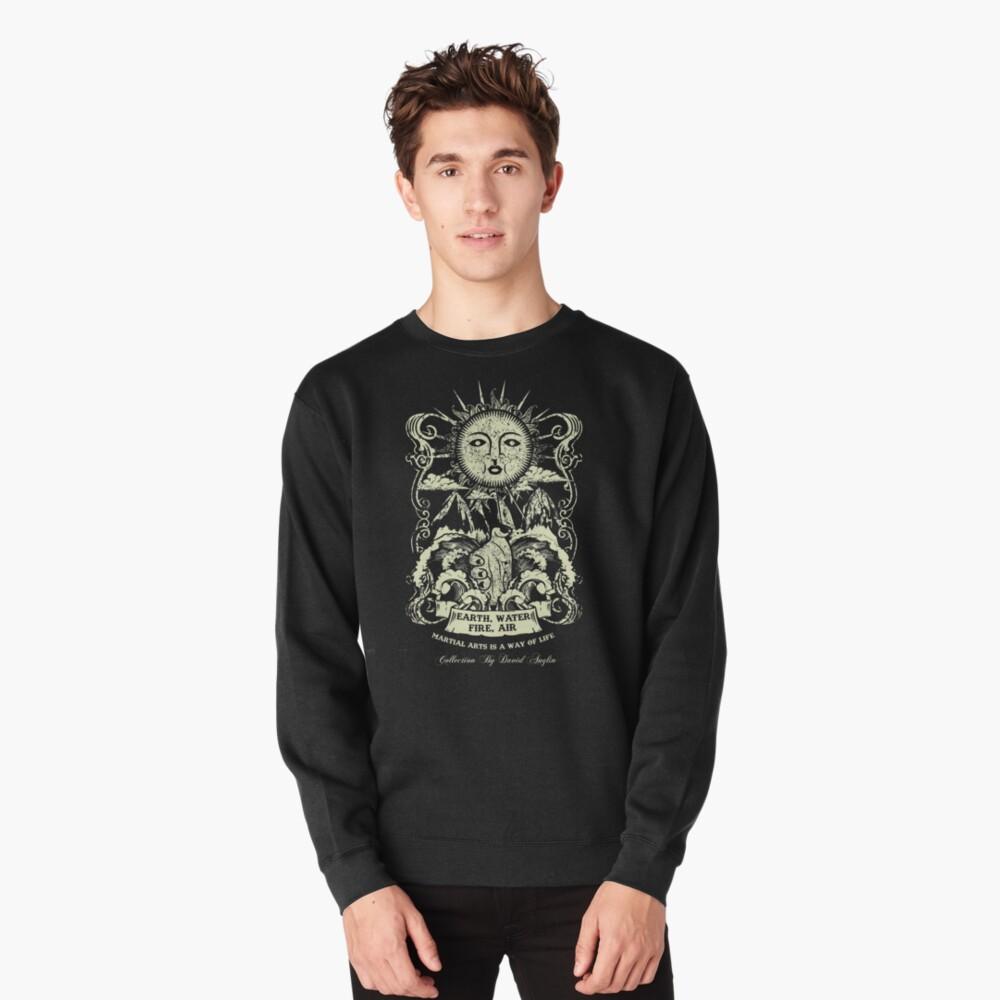 Martial Arts Is A Way Of Life Pullover Sweatshirt