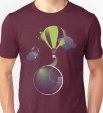 Hot Air Balloon Tee T-Shirt