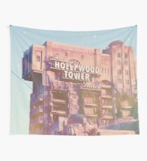 High Rise  Wall Tapestry