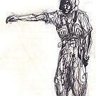 Shaman in Mali by Jaelah