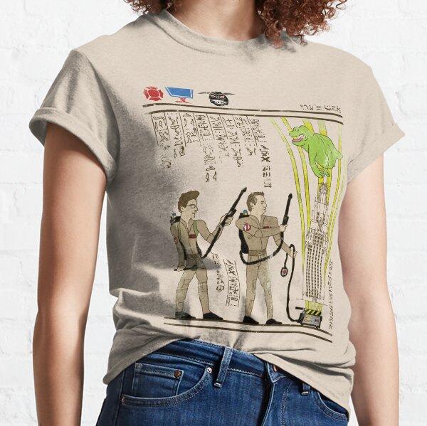 Hero-glyphics: Slimed Classic T-Shirt