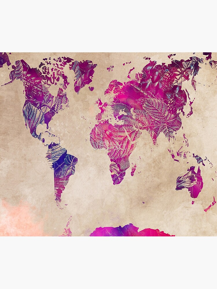 world map 22 #map #worldmap by JBJart