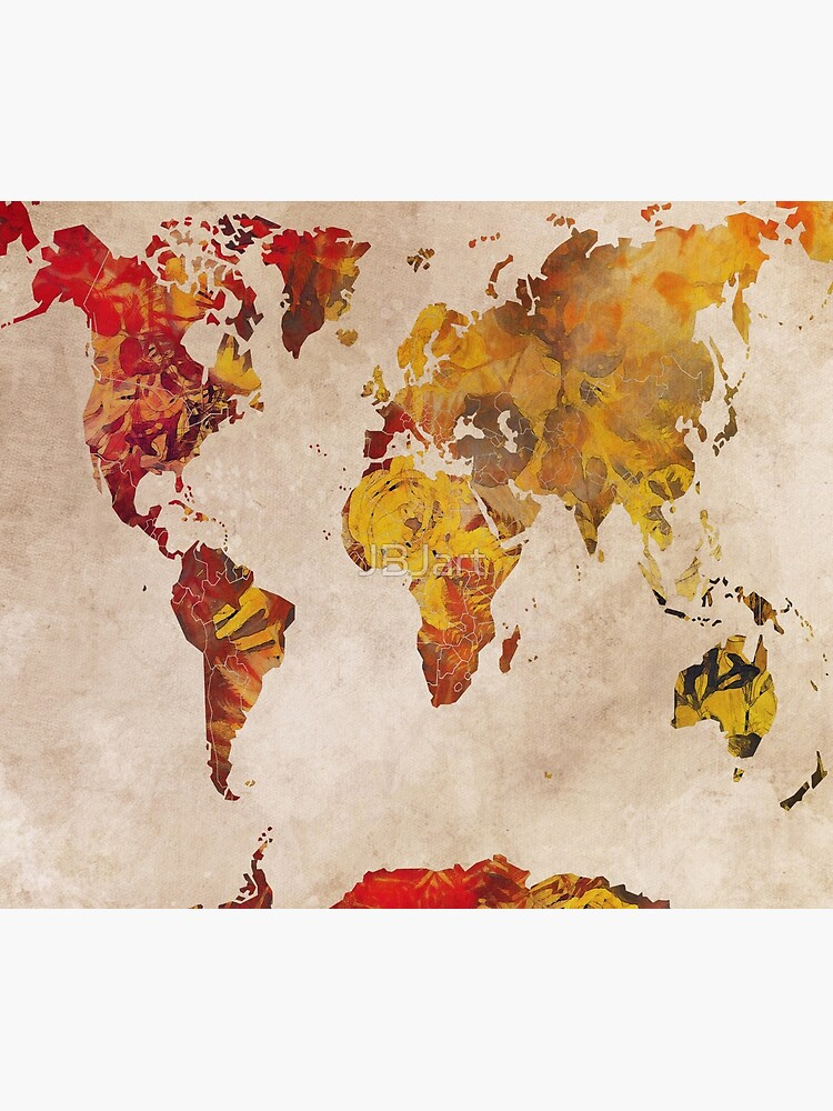 world map 24 #map #worldmap by JBJart