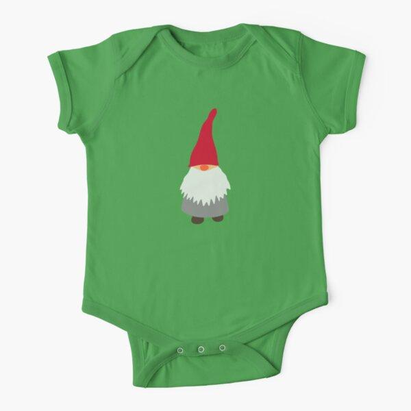 Tomte Santa Elf Body manches courtes